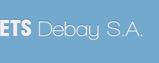 Ets Debay S.A. - Châssis – Volets et portes de garage